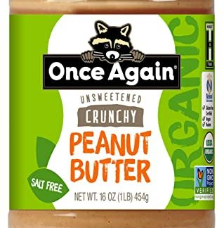 once again organic natural peanut butter 81RIokMWzPL