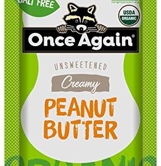 once again organic unsalted peanut butter 91CPqvtwDiL