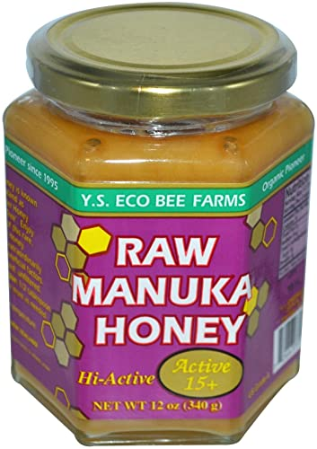 ys eco bee farms manuka honey 71IVD7ZYXiL