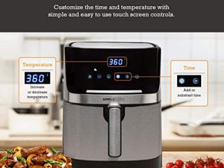 simple living products air fryer 610 YZMmfnL