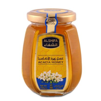 Al Shifa Acacia Honey 250 g