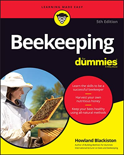 Beekeeping For Dummies, 5th Edition, is one of the most popular titles in the For Dummies series available today. Including the latest information regarding every aspect of backyard beekeeping and honey production, this book describes how to get started, how to care for and safely handle bees, and how to maintain healthy and productive colonies.