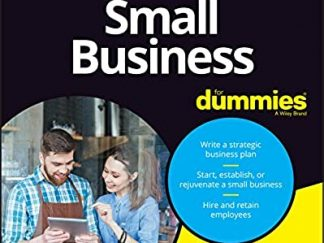 Small Business For Dummies, 5th Edition, 1119490553.