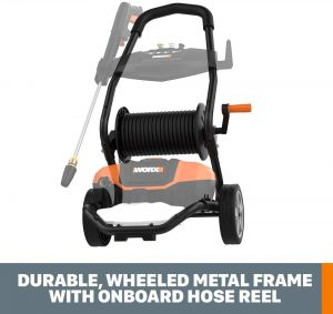 durable worx wg604 electric pressure washer